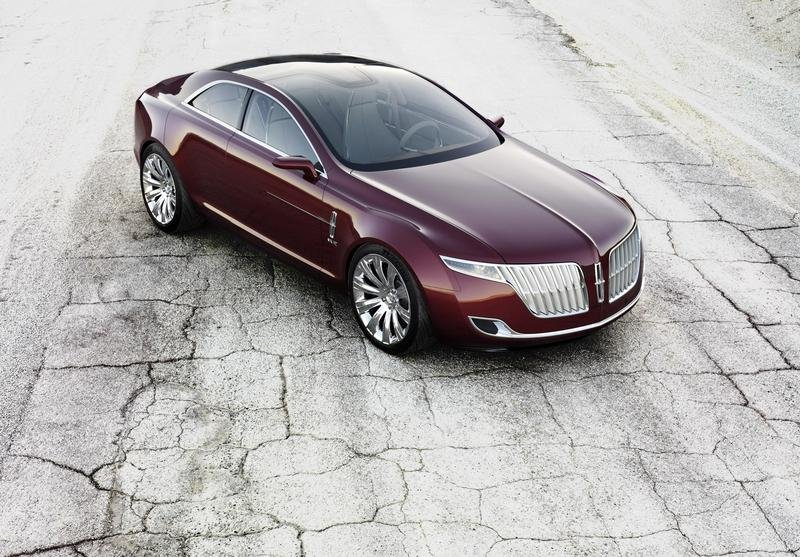 2007 Lincoln MKR