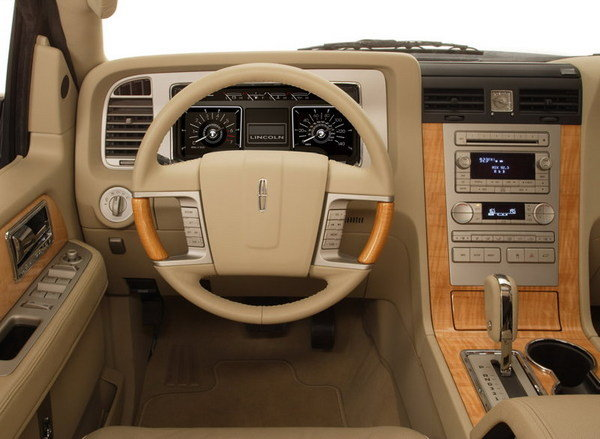 2007 lincoln navigator car review top speed