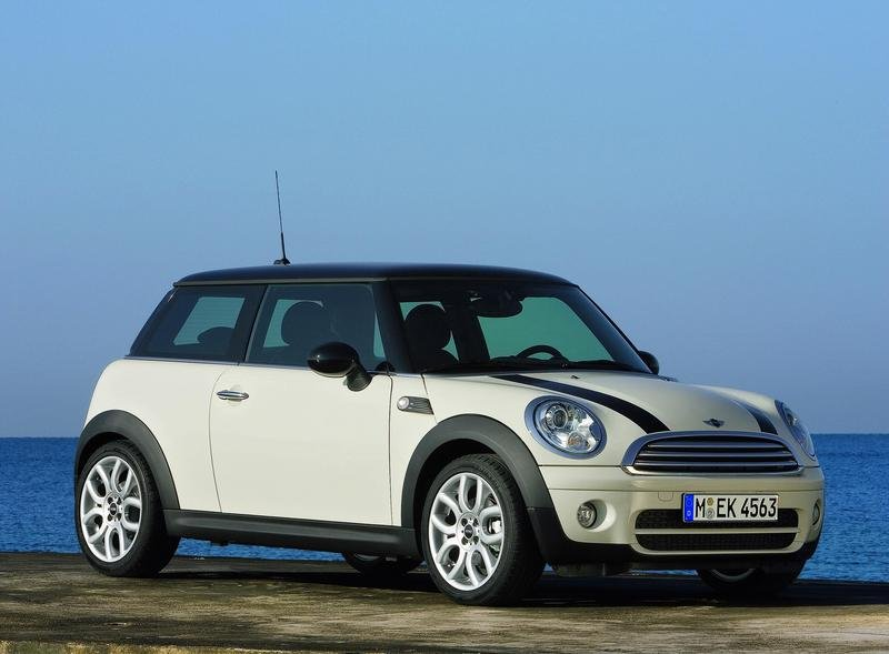 2007 MINI One and MINI Cooper D