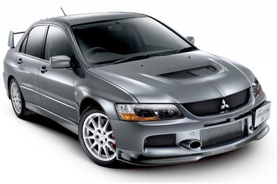 Great 2007 Mitsubishi Lancer Evolution IX MR FQ 360 | Top Speed. »