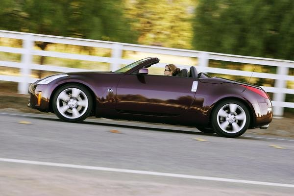 Nissan Z Grand Touring Roadster Convertible