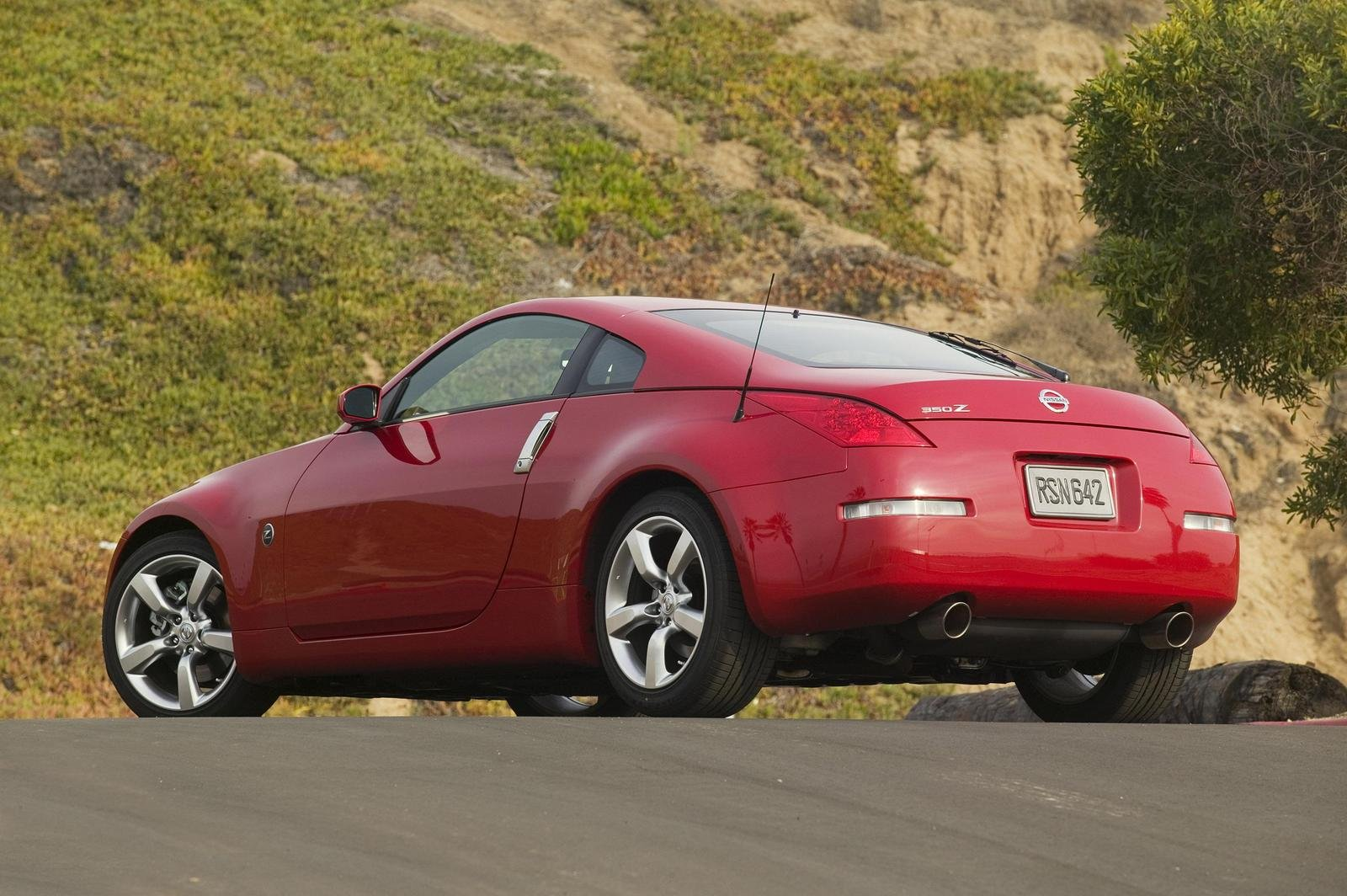 2007 nissan 350z picture 126200 car review top speed. Black Bedroom Furniture Sets. Home Design Ideas