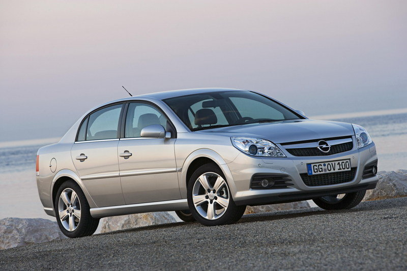 2007 Opel Vectra - image 143294