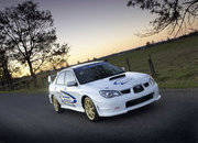Subaru Impreza WRX STI Spec. C -motorsport version