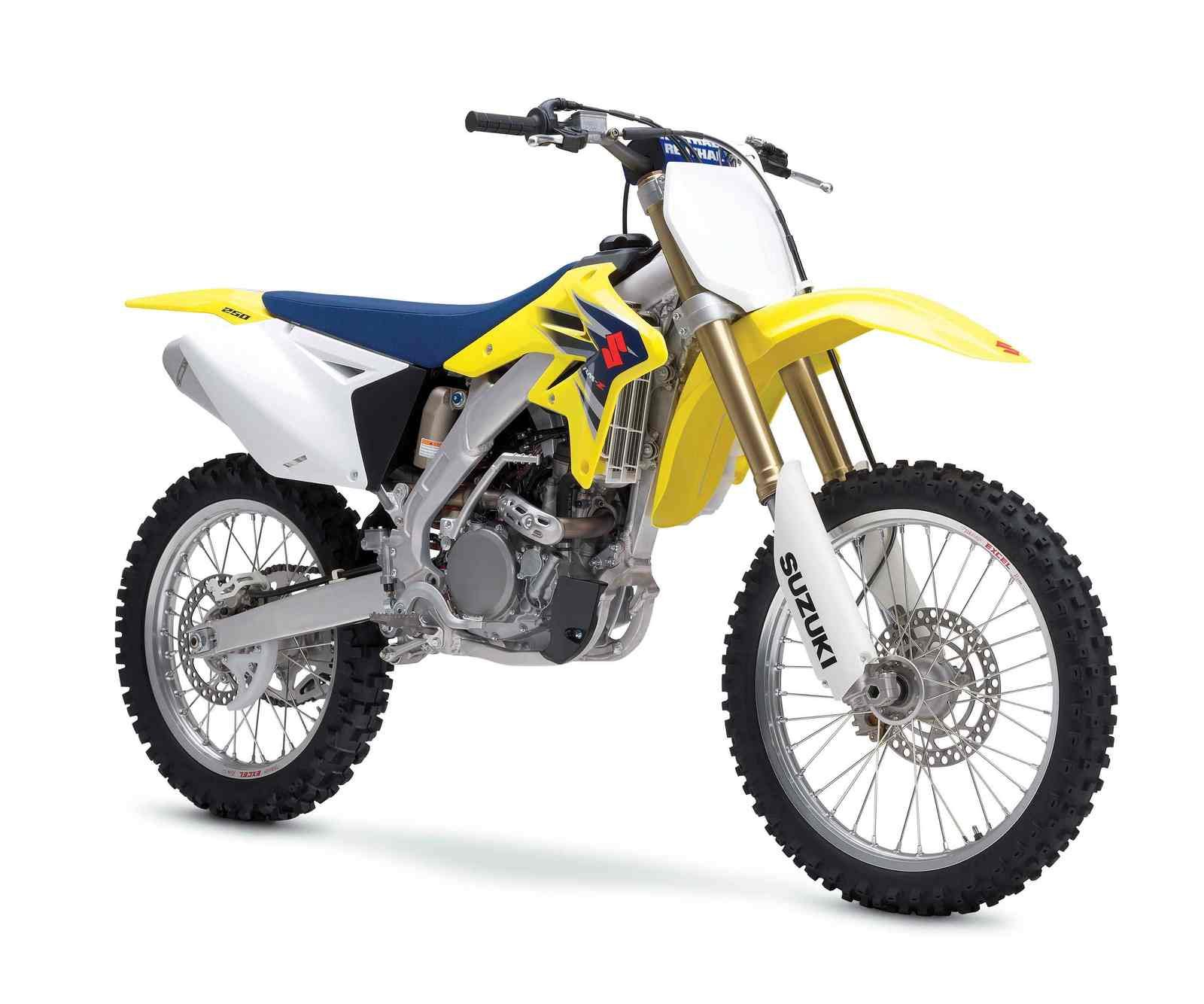 Motorcycle Review Top Speed: 2007 Suzuki RM-Z250 - Picture 140971