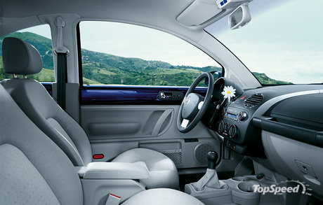 volkswagen new beetle interior. The 2007 New Beetle and New