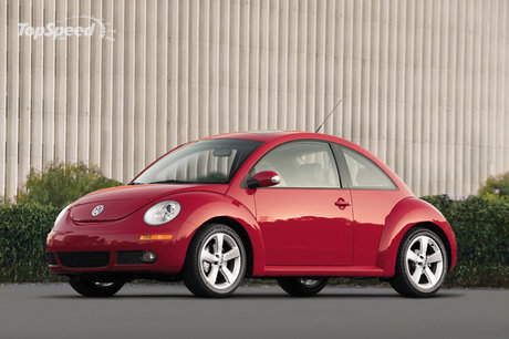 The New Beetle and New Beetle convertible have always been real head-turners