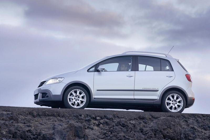 2007 Volkswagen Cross Golf