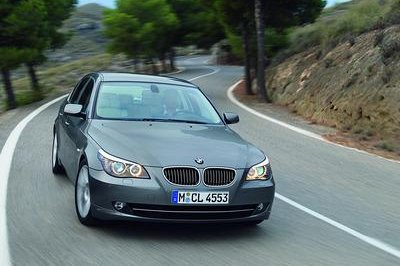 2008 bmw 550i m sport package review