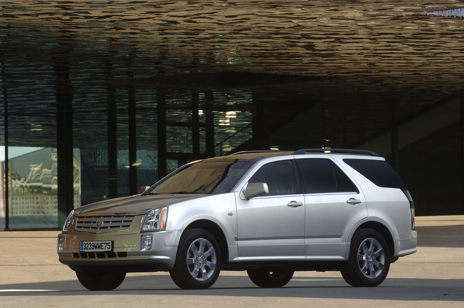 2008 Cadillac Srx Pictures Photos Wallpapers Top Speed
