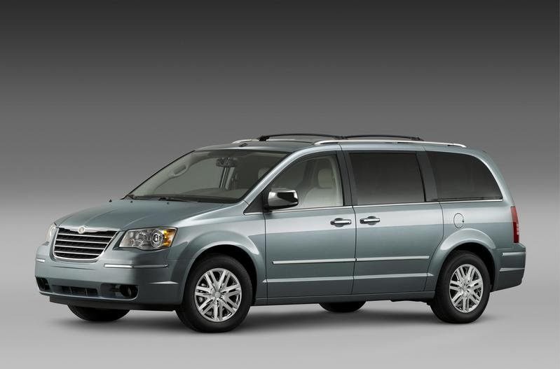 2008 Chrysler Town & Country - image 125320