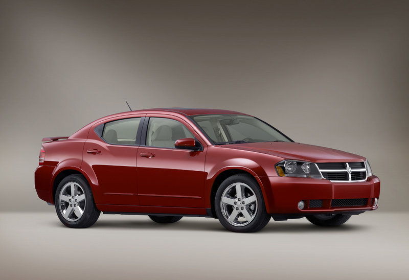 2008 Dodge Avenger pricing announced