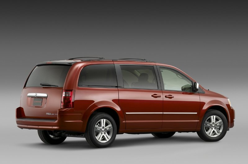 2008 dodge grand caravan and chrysler town country review top speed. Black Bedroom Furniture Sets. Home Design Ideas