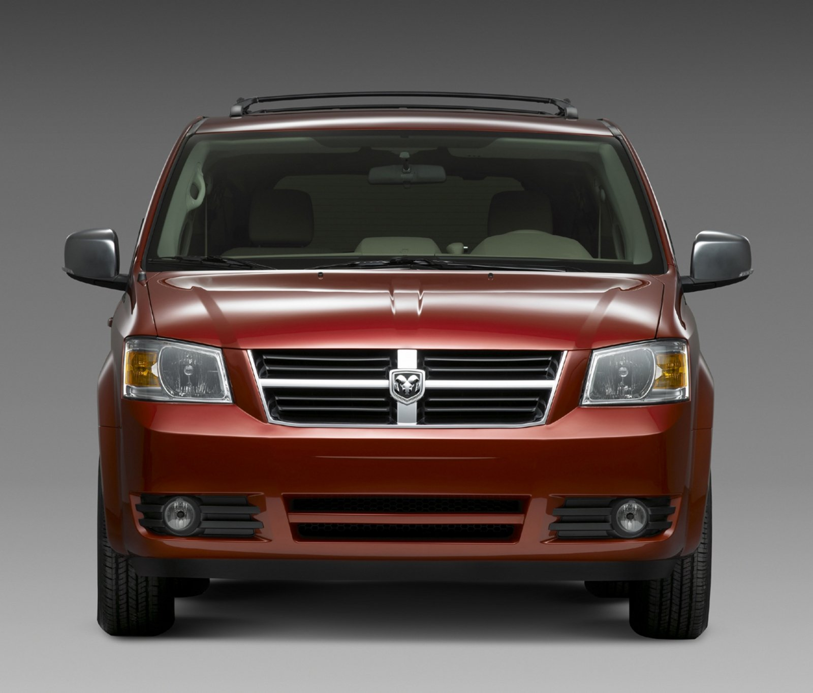 2008 Dodge Grand Caravan And Chrysler Town & Country