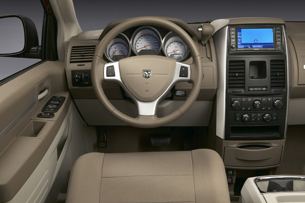 2008 Dodge Grand Caravan Car Review Top Speed
