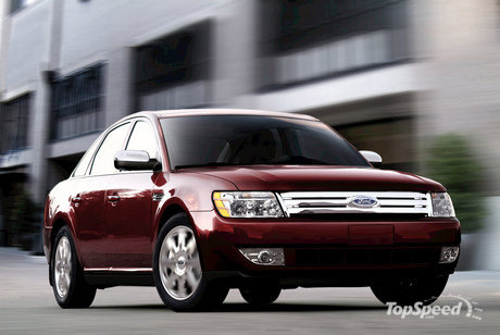 The Ford Five Hundred sedan packs nearly 30 percent more power and boasts a