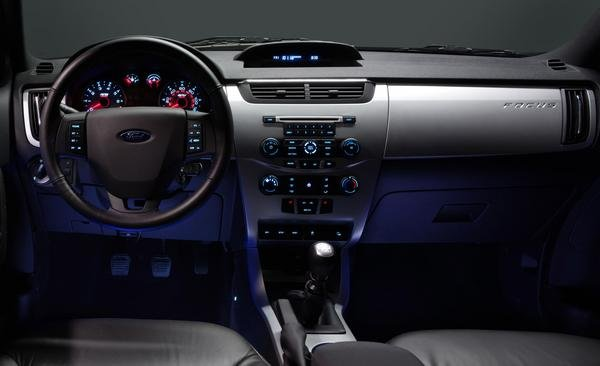 2008 Ford Focus Car Review Top Speed
