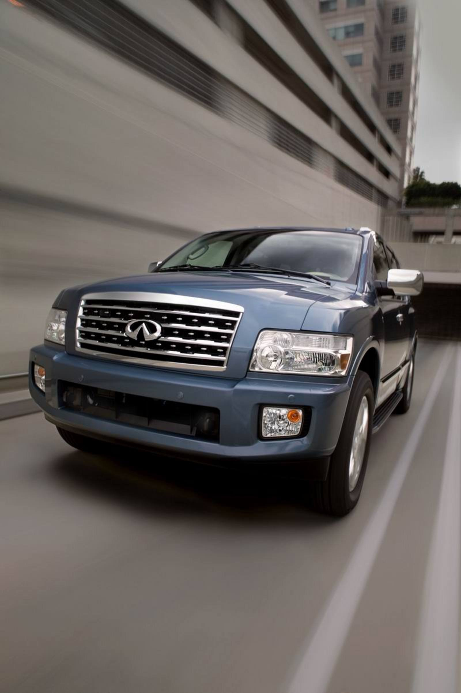 Jd Auto Sales >> 2008 Infiniti QX56 Review - Top Speed