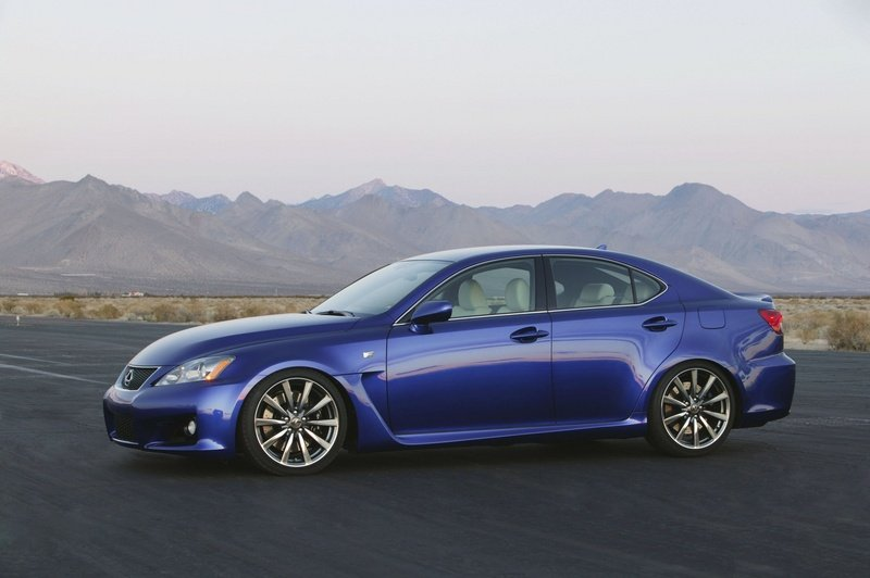 2008 Lexus IS-F - image 125396