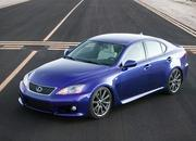 2008 Lexus IS-F - image 125397