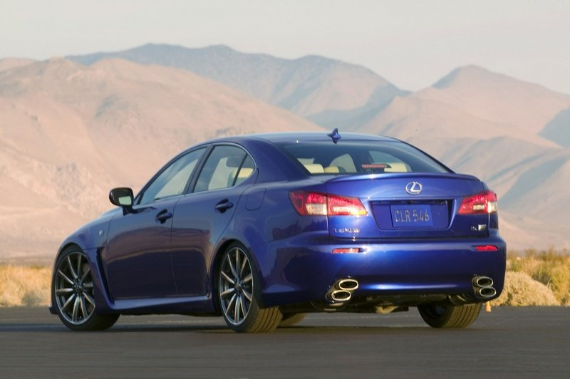 2008 Lexus IS-F - image 125398