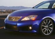 2008 Lexus IS-F - image 125399