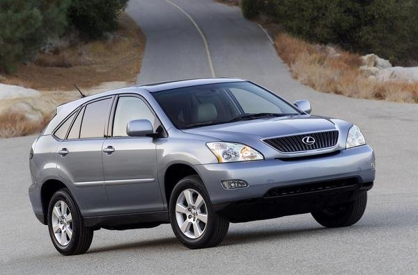 2008 lexus rx 350 luxury suv prices announced car news top speed. Black Bedroom Furniture Sets. Home Design Ideas