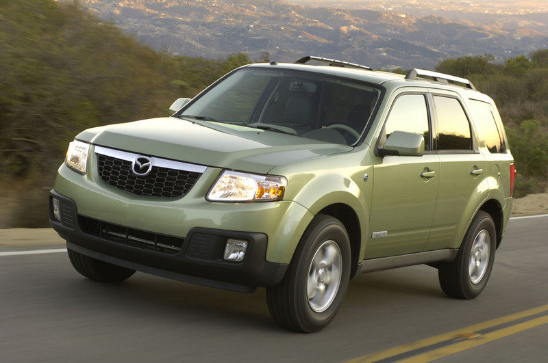 2008 Mazda Tribute Hybrid. Posted on 01.8.2007 14:30 by Blas Nicusor