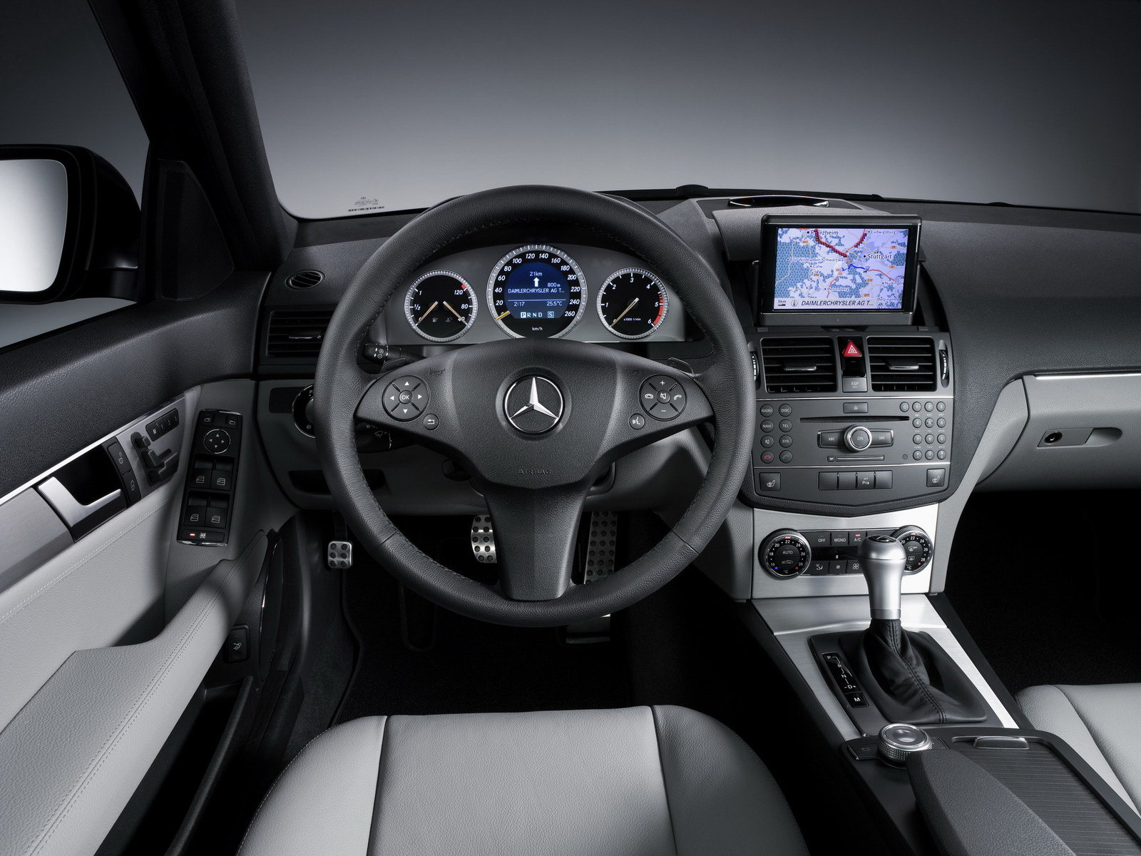 2008 mercedes c class picture 140704 car review top speed. Black Bedroom Furniture Sets. Home Design Ideas