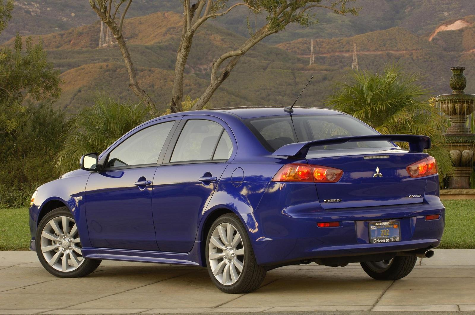 2008 mitsubishi lancer picture 142209 car review top speed. Black Bedroom Furniture Sets. Home Design Ideas
