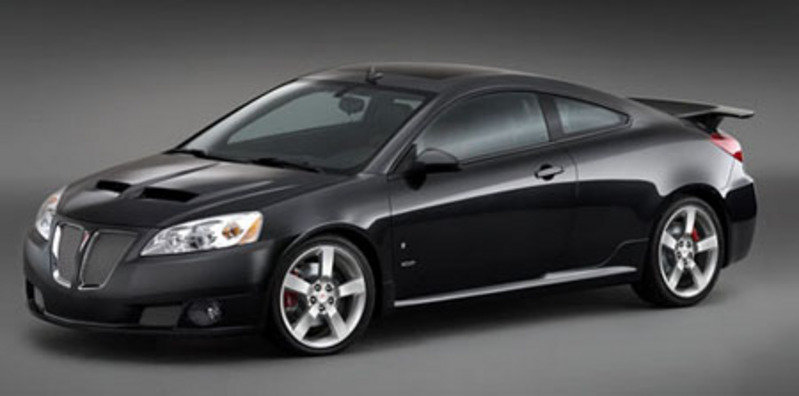 2008 Pontiac G6 Gxp Pictures Photos Wallpapers Top Speed