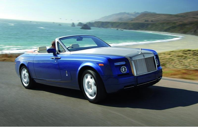 Rolls Royce Phantom News And Reviews Top Speed