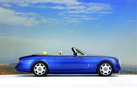 "Rolls-Royce Motor Cars Chief Designer, Ian Cameron, said, ""This car gave us"