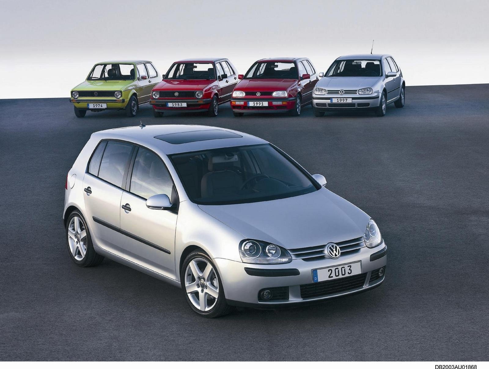 volkswagen golf vi picture  car review  top speed