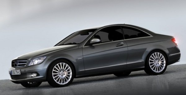 2009 mercedes benz c class w204 rendering a look into the. Black Bedroom Furniture Sets. Home Design Ideas