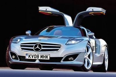 2010 Mercedes Gullwing