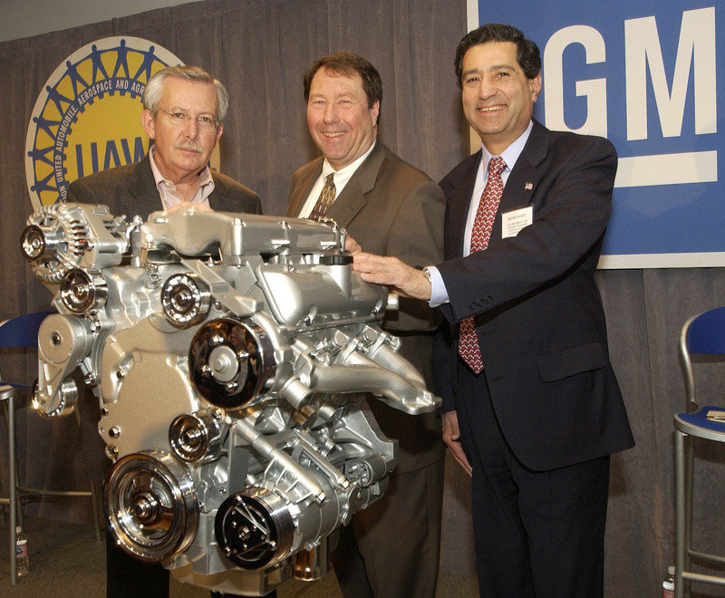 $300 Million for GM's newest Engines