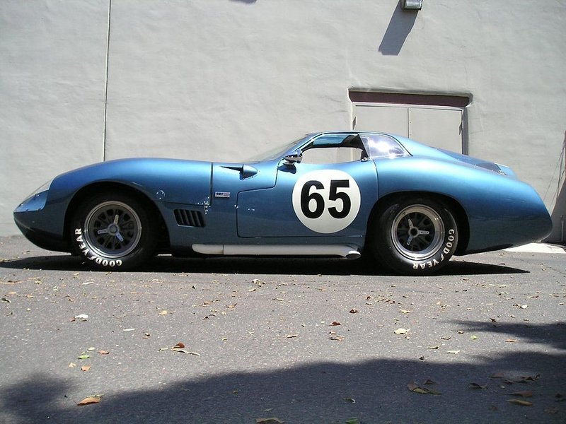 A Shelby Cobra Daytona Super Coupe for Schumi - image 124536