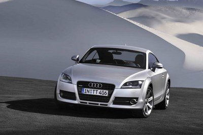 Audi TT - favorite car of the year