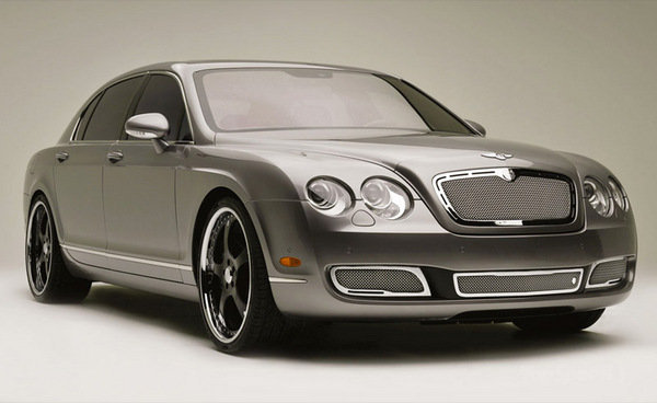 bentley flying spur grilles by strut picture