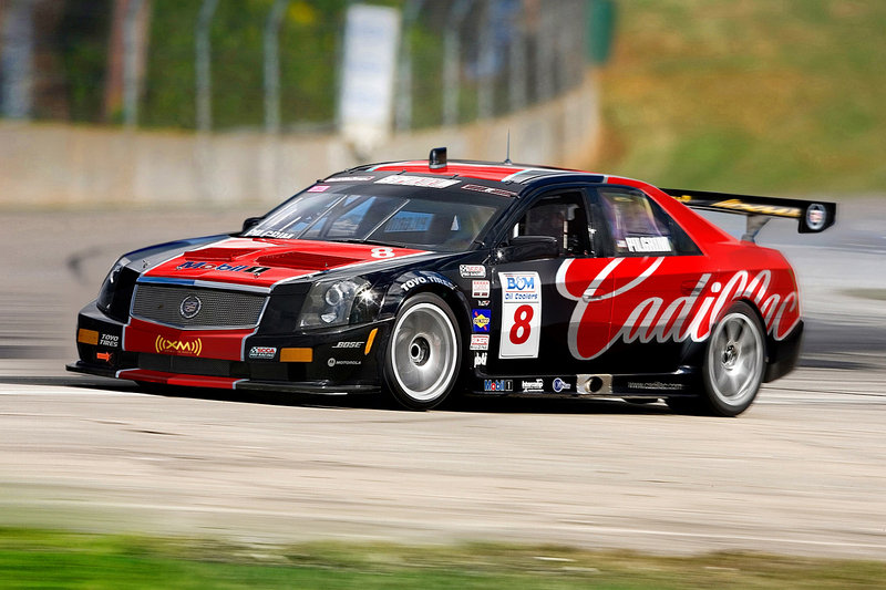 Cadillac in SCCA SPEED GT championship
