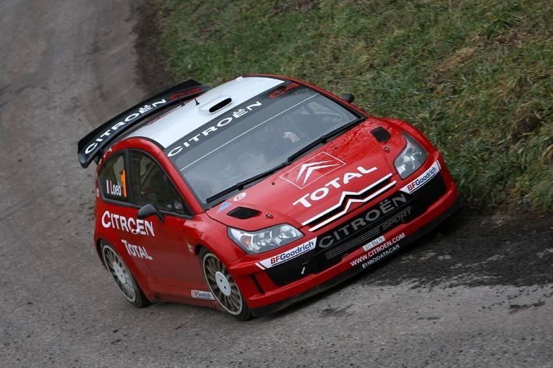 Citroen back in WRC