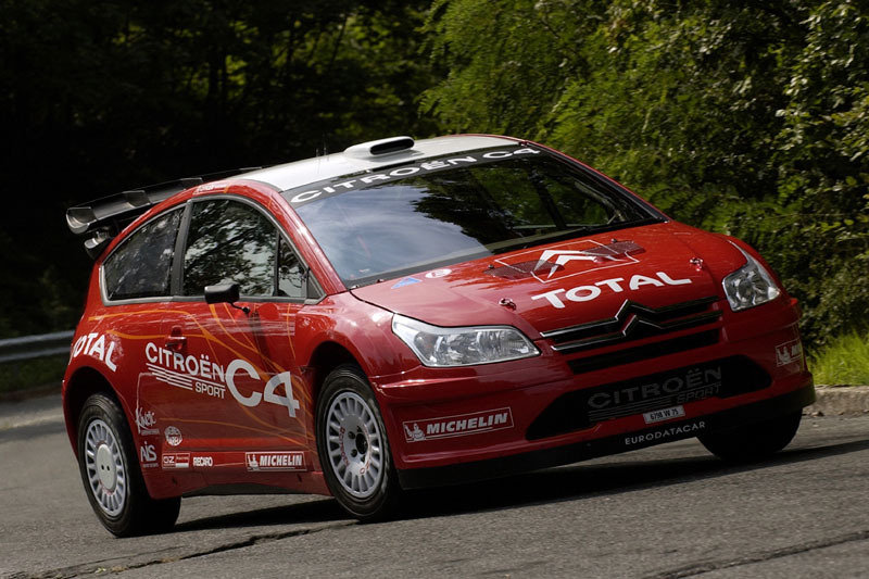 Citroen back in WRC - image 140146