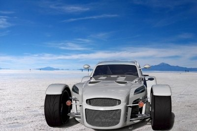 Donkervoort D8 GT to debut at Geneva Motor Show