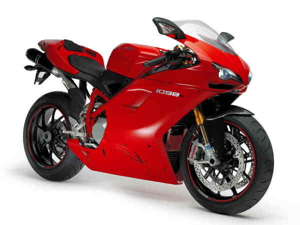 Ducati 1098 Superbike Premiere Weekend