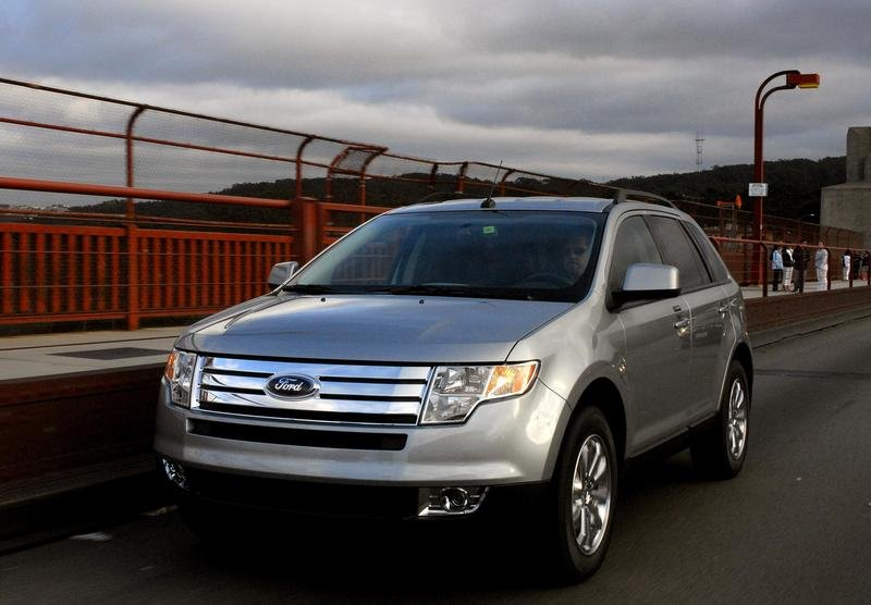 Ford Edge - 2007 Urban Truck of the year