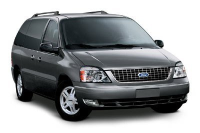 Ford Freestar production ends