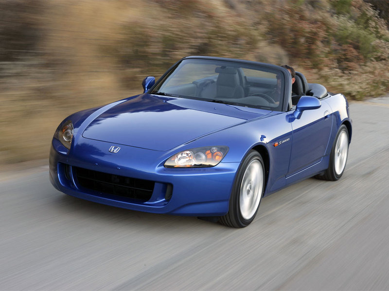 Honda is working on a succesor for S2000