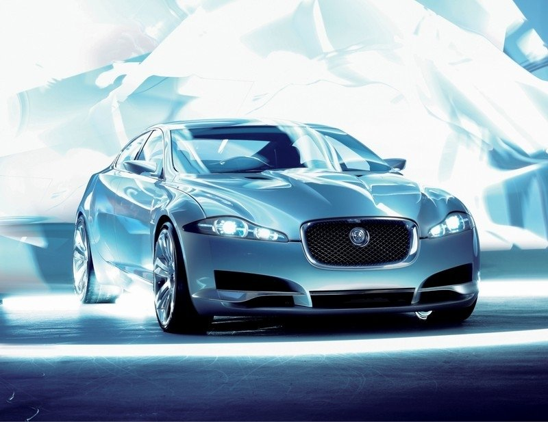 Jaguar C-XF - best at Detroit Auto Show