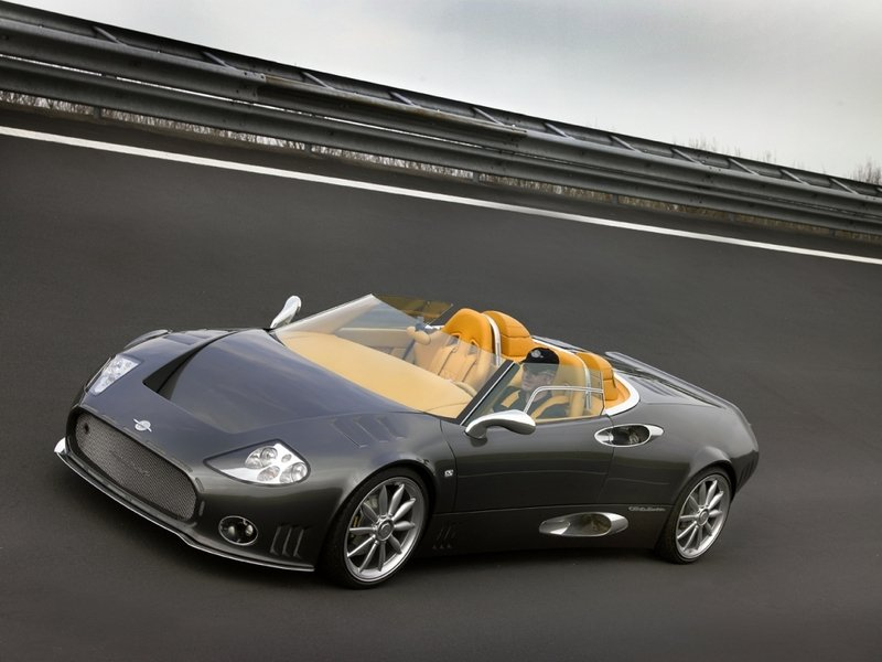 Limited edition Spyker C12 to debut at Geneva Motor Show